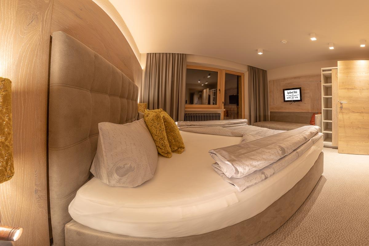 Bergklee Bett