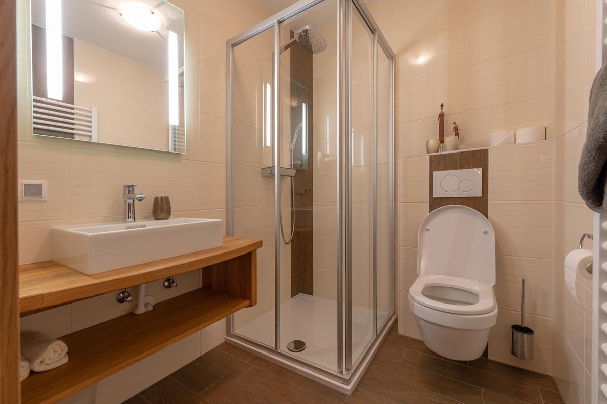 Rotklee ванная комната