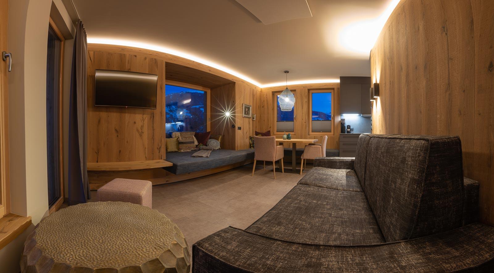 Vierklee Wohnzimmer