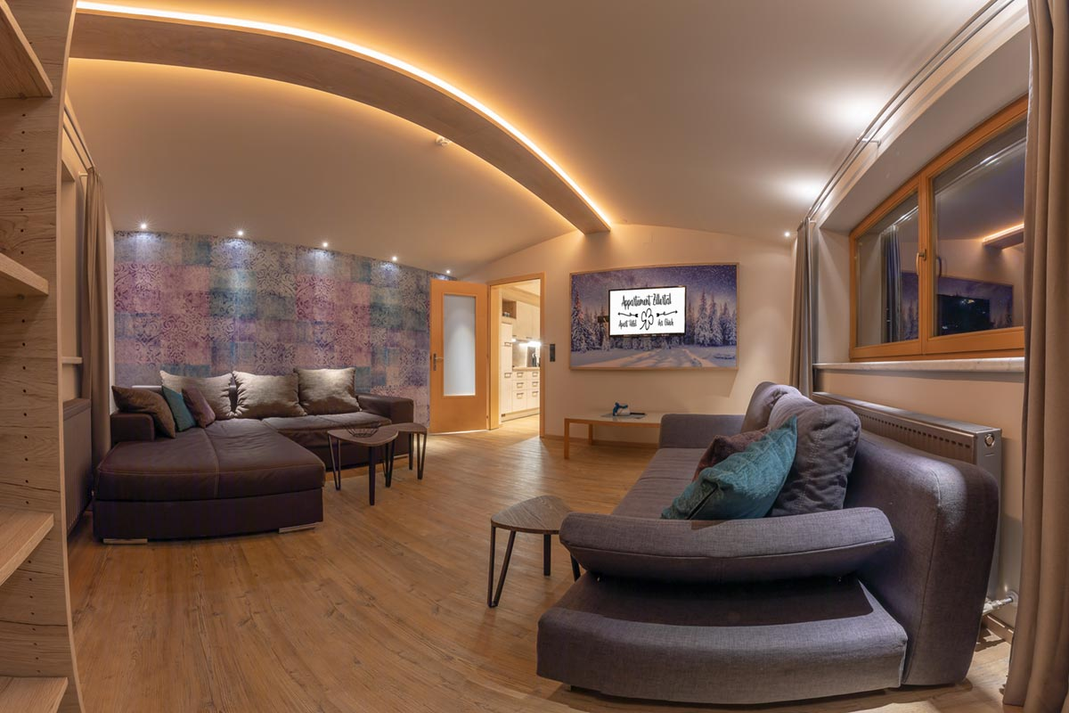 Wiesenklee Wohnzimmer