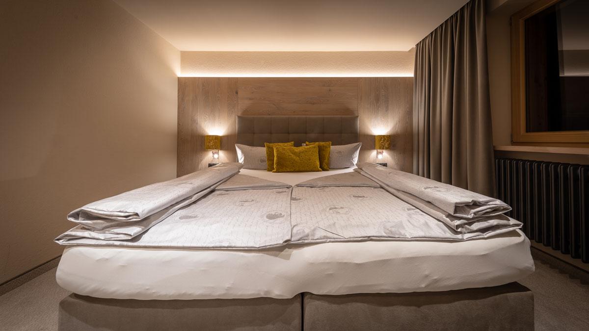 Bergklee bedroom