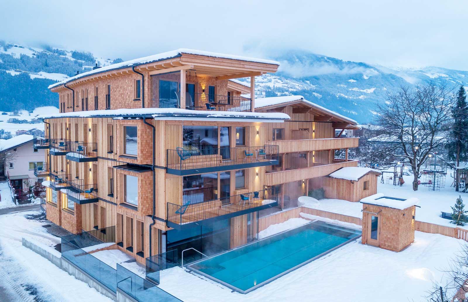 Апартаменты Циллерталь/ Appartement Zillertal