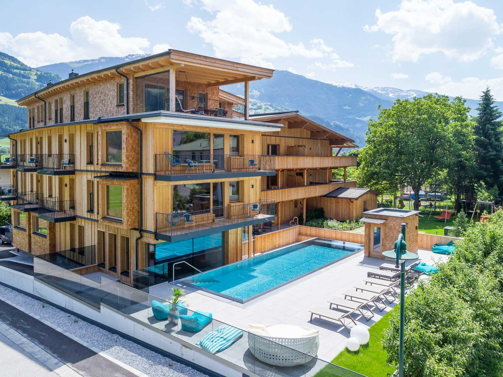 Summer Appartement Zillertal